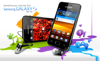 Samsung Galaxy Player 3.6 / Samsung Galaxy S Wifi 3.6 (YP-GS1CB)