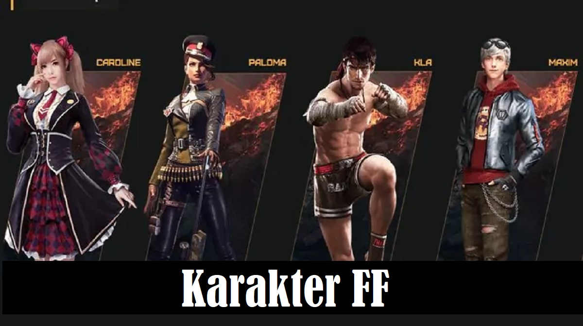 Karakter FF