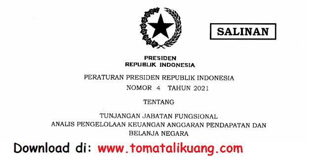 peraturan presiden perpres nomor 4 tahun 2021 tentang tunjangan jabatan fungsional analis pengelolaan keuangan apbn pdf tomatalikuang.com.jpeg