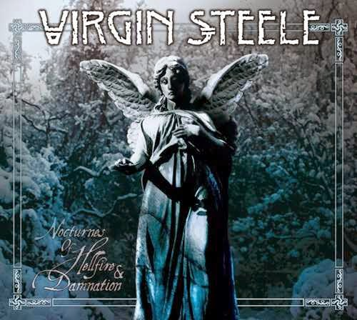 Virgin Steele - Nocturnes of Hellfire & Damnation cover2
