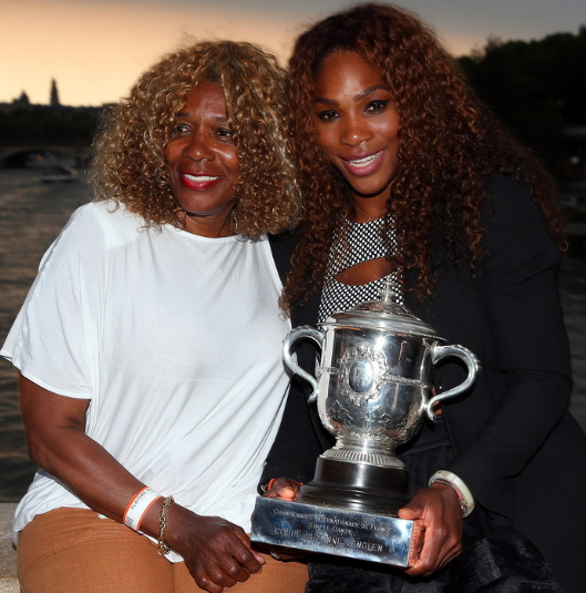 serena williams blasts racists haters
