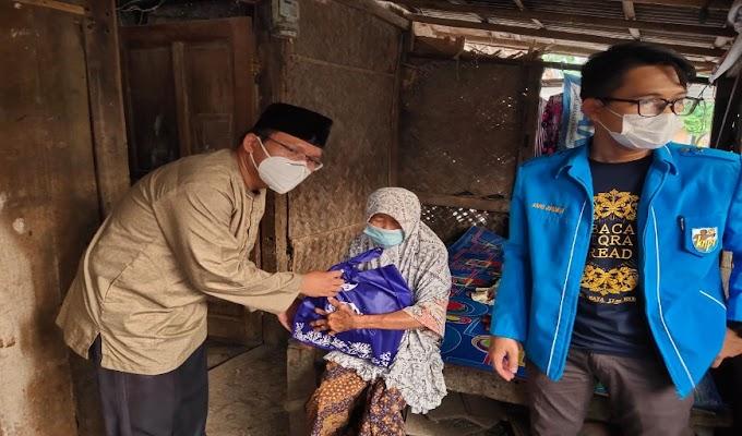 Ramadhan Berbagi, TBM Cahaya Ilmu Mekar Baru Santuni Yatim dan Dhuafa