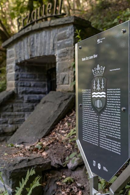 Erzquellweg - Mudersbach - Naturregion Sieg | Erlebnisweg Sieg | Natursteig-Sieg 13
