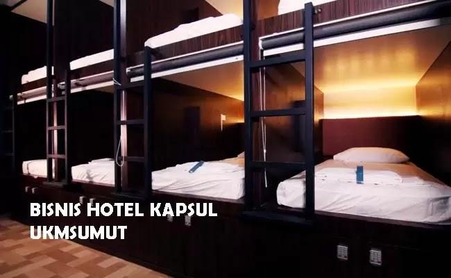 Bisnis Hotel Kapsul Murah, Solusi Penginapan di Perkotaan