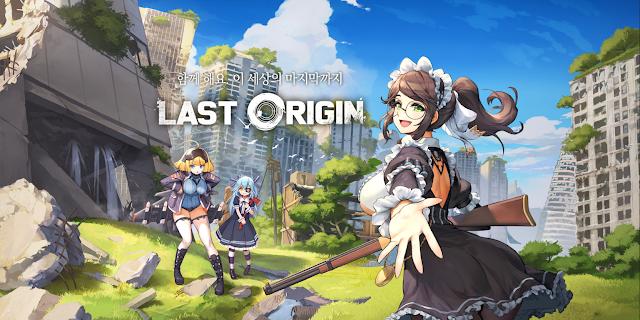 Last Origin - Japan and Global Servers Coming Soon
