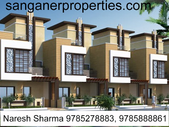 2 BHK Luxury Flat For Sale At Circle In Sanganer