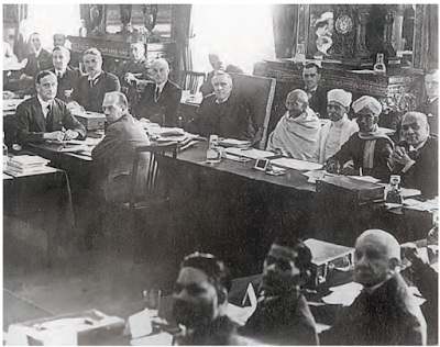 द्वितीय गोलमेज सम्मेलन, लंदन, 1931