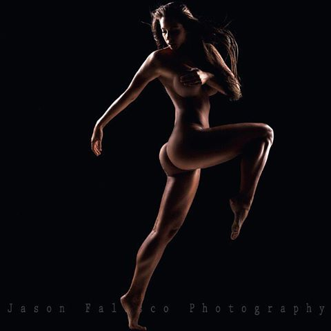 Janna Breslin  Muscular Calves