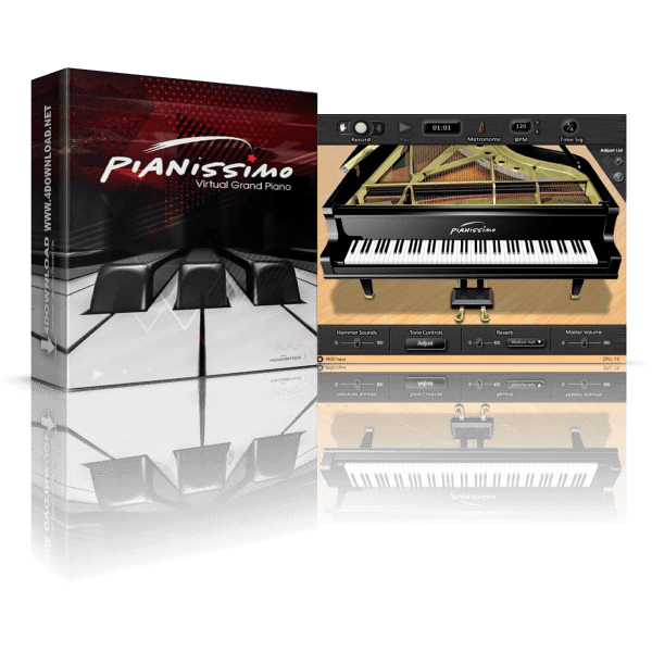 Acoustica Pianissimo v1.0.0.15 Full version