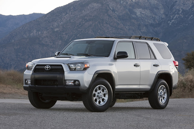 Toyota 4Runner 2012 Preview