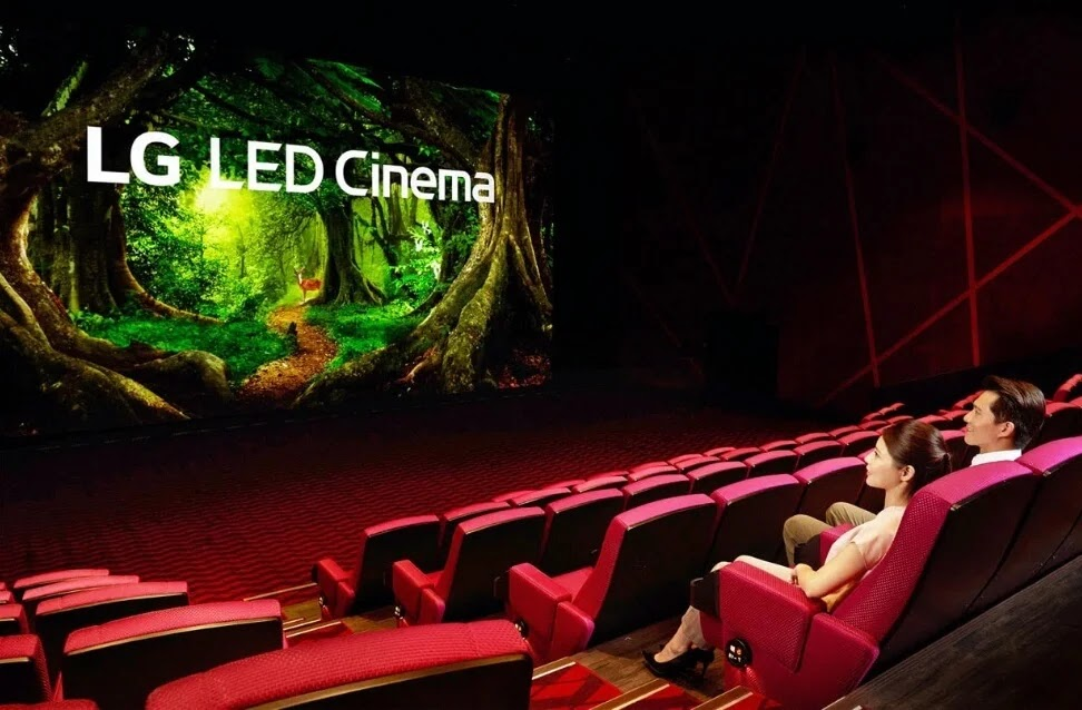 Indulge In A True Theatrical Experience Soon With LG LED Cinema Display And Dolby Atmos