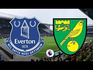 LIVE MATCH: Everton Vs Norwich Premier League 23/11/2019