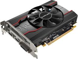 AMD Radeon RX 550 OC 2GB graphics card