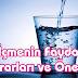 Su İçmenin Faydaları - Zararları ve Önemi
