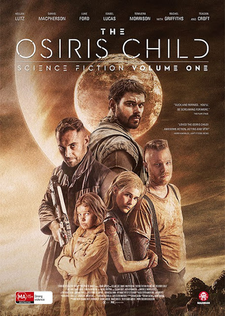 The Osiris Child: Science Fiction Volume One (2017) ταινιες online seires xrysoi greek subs