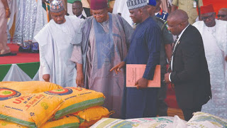 Taraba Government Provide Relief Materials To Flood Victims