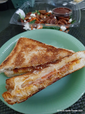 Soup Peddler: grilled cheese