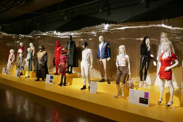 FIDM 28th Art of Motion Picture Costume Design exhibition