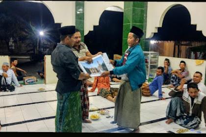 Sepakat, Pembangunan Masjid Jami' Baitul Amin Bengkah dimulai awal tahun 2020