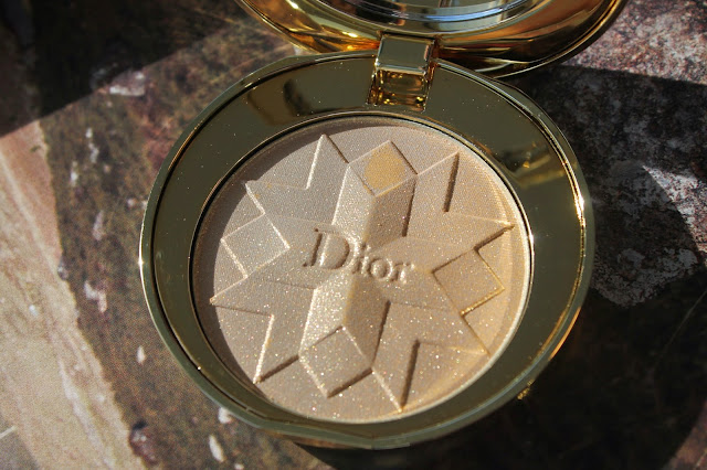 Dior Gold Shock Highlighter
