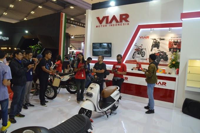 Promo Tahun Baru Ganti Motor Baru Viar Indonesia