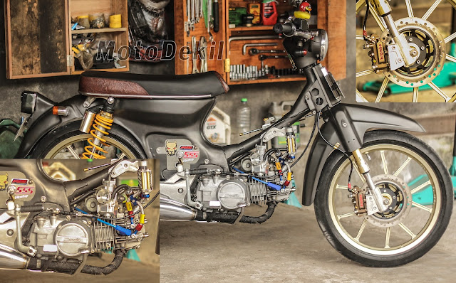 C70 Sporty By Putu Wiranata Petang - Bali !!