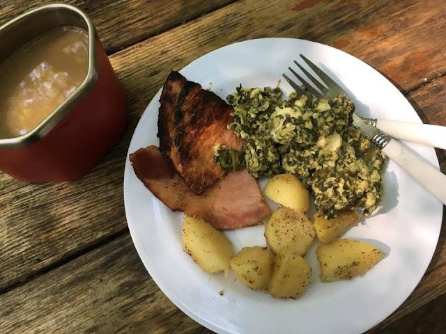Cuisiner comme un chef en camping