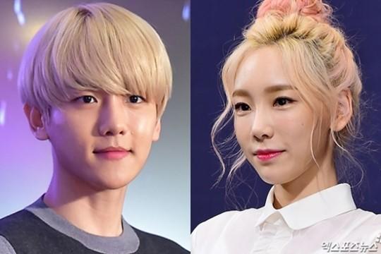 Baekhyun und Taeon Dating 2015 Herpes Code-Dating-Seiten