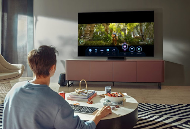 Samsung 165 cm (65 inches) 8K Smart QLED TV QA65Q800TAKXXL (Eclipse Silver) (2020 Model) | With Quantum 8K Processor