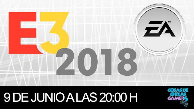 E3 2018 - CONFERENCIA DE EA