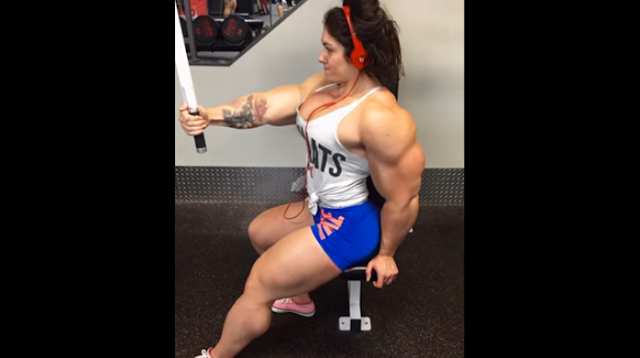 Effective Ways Of Training And Maintaining Female BodyBuilding (Part 1) | Video