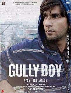 Gully Boy First Look Poster 2