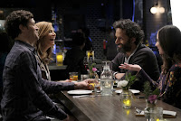 Andrea Savage, Tom Everett Scott, Jason Mantzoukas and Lyndon Smith in I'm Sorry Series (13)