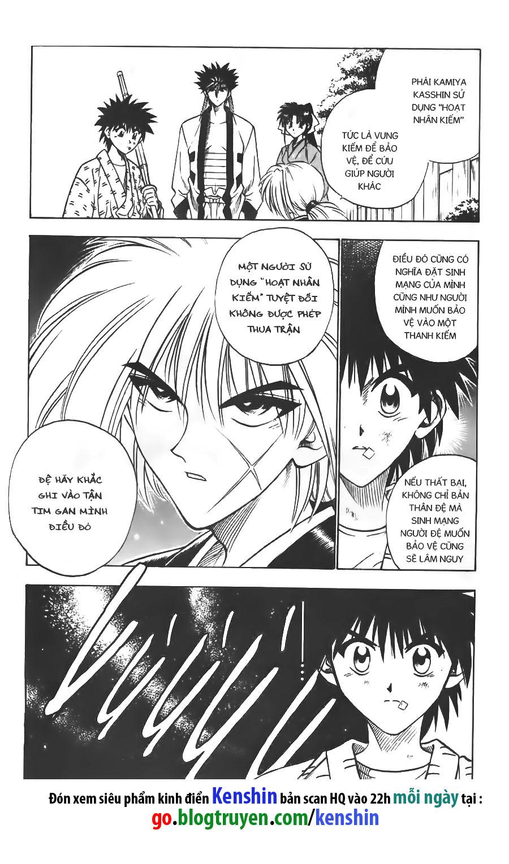 Rurouni Kenshin chap 32 trang 19