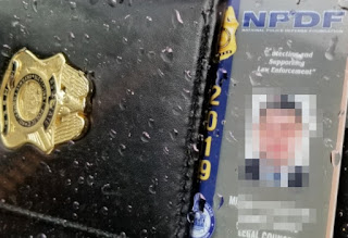 """PA member of """"National Police Defense Foundation"""" saves woman"""