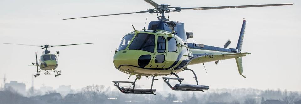 Цього року прикордонники отримають 10 гелікоптерів H125