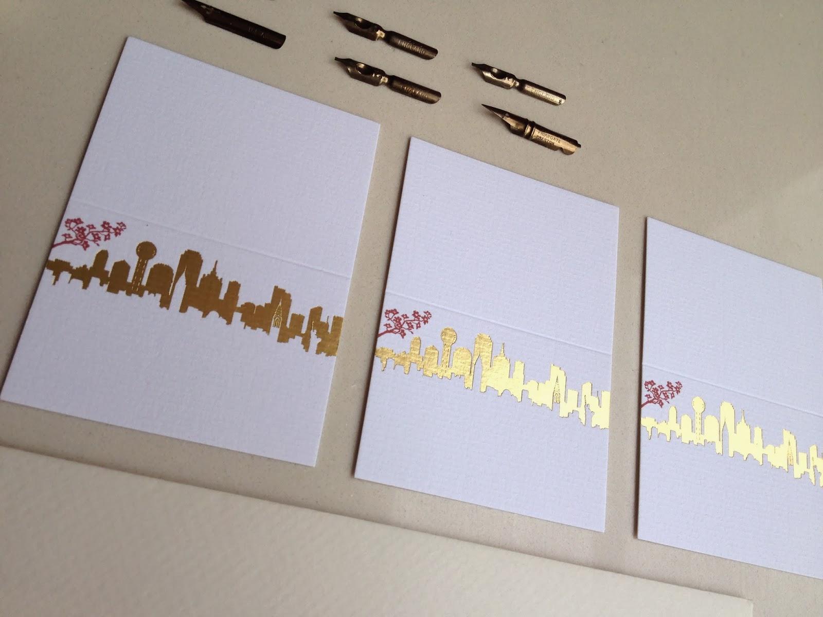 New Wedding Invitation Designs: Kalo Make Art Bespoke Wedding Invitation Designs: December