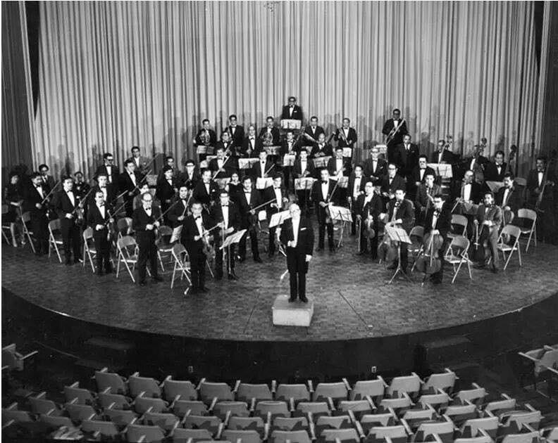 Primer director de la Orquesta Sinfónica del IPN fue zacateco