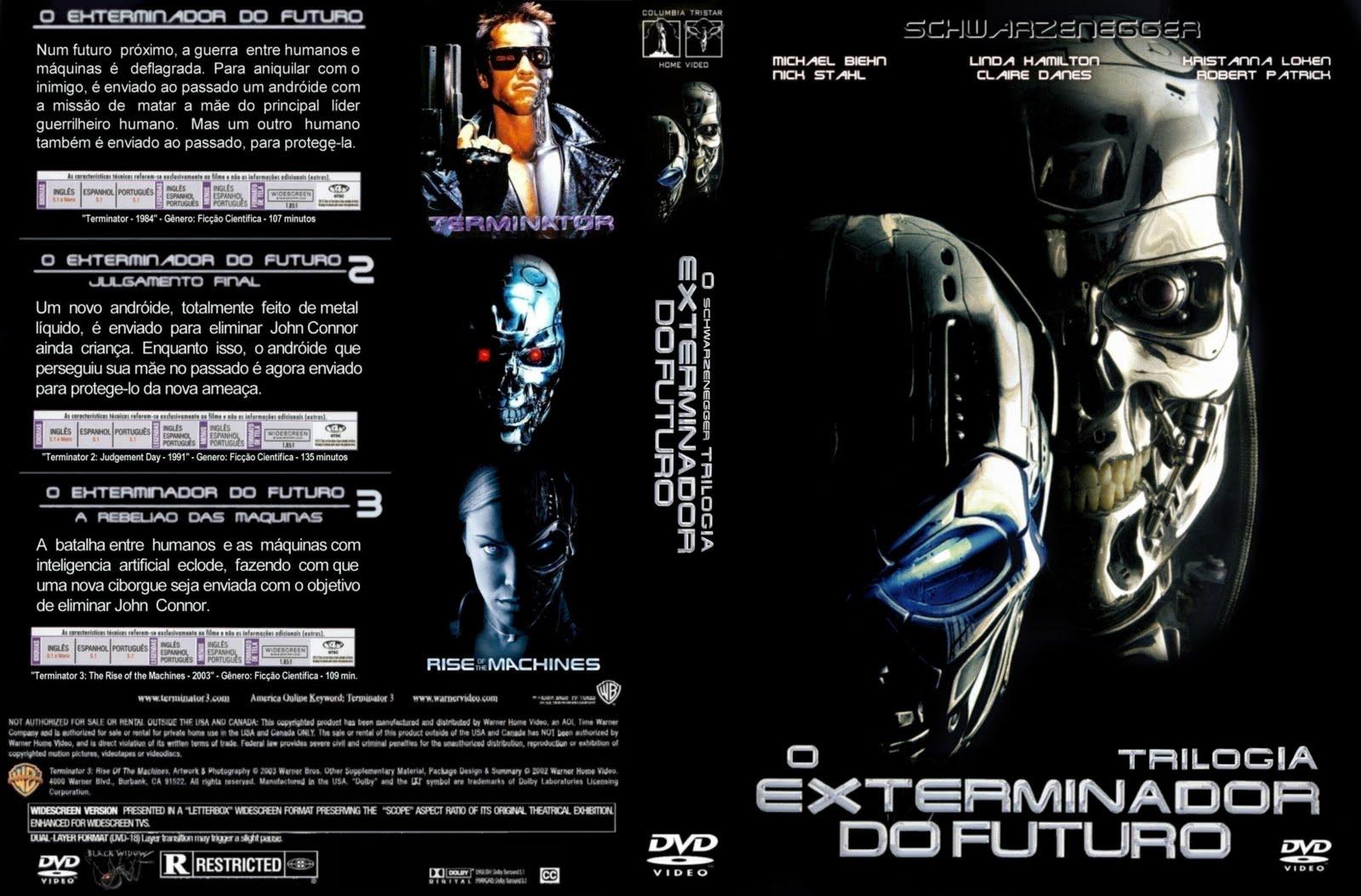 O exterminador do futuro 3: a rebelião das máquinas torrent.