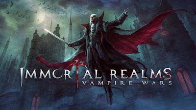 Immortal Realms: Vampire Wars Free Download