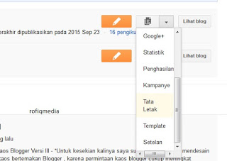 Cara pasang Widget Like Fanspage Facebook melayang di Blog