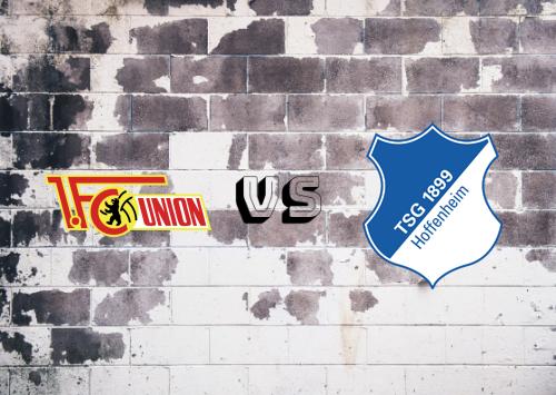 Union Berlin vs Hoffenheim  Resumen