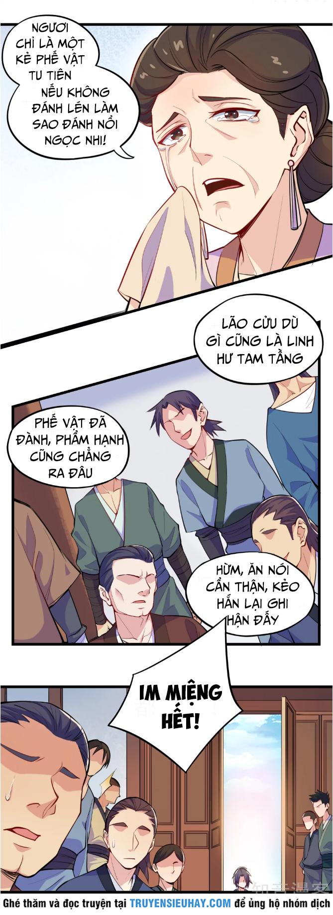 Đạp Toái Tiên Hà Chapter 6 video - Hamtruyen.vn