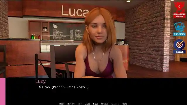 Hotwifes Challenges APK v0.5 Android Port Adult Game Download
