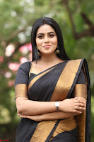 Poorna in Cute Backless Choli Saree Stunning Beauty at Avantika Movie platinum Disc Function ~  Exclusive 126.JPG