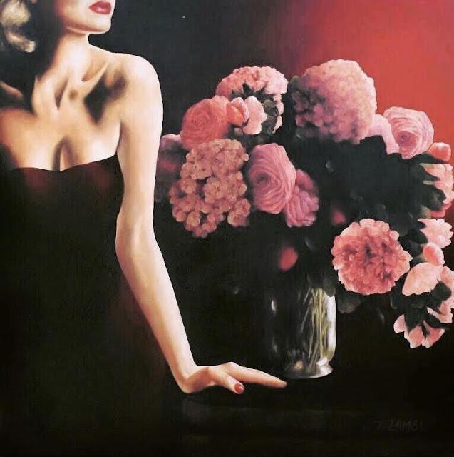 Amazing Paintings by the Australian Artist Trisha Lambi
