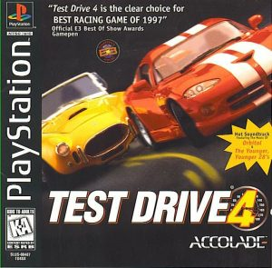 Download Test Drive 4 (1997) PS1 Download