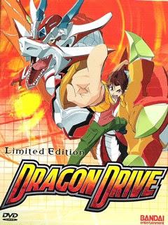 Baixar Dragon Drive Completo no MEGA