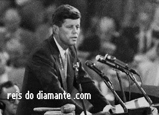 Quem foi John F. Kennedy???