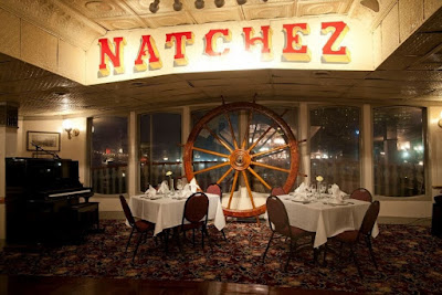 Steamboat Natchez Jazz Cruise